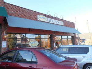 Blue Ridge Books, 152 South Main Street, Waynesville, NC.