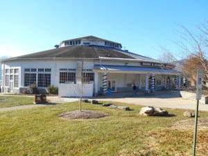Stuart Auditorium, Lake Junaluska, NC.