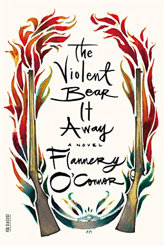 The Violent Bear It Away book cover