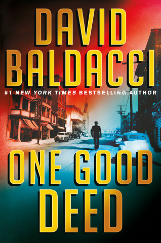 2019 #thriller by #Baldacci