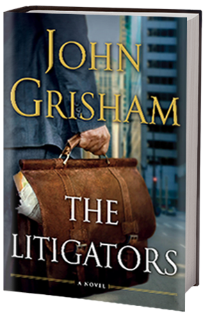 John Grisham's novel, The Litigators