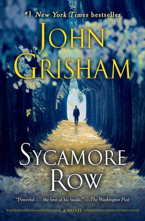 A humorous legal thriller by John Grisham
