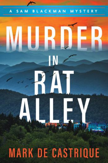 #MurderInRatAlley