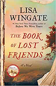 #LisaWingate #TheBookOfLostFriends